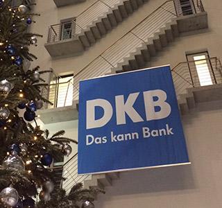 Bank DKB Tuch