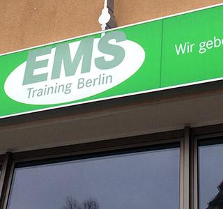 Produktion + Ausstattung EMS-Studio Berlin