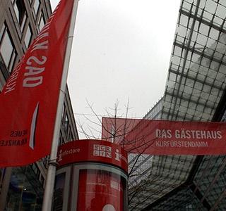NKE Berlin Netzgitter