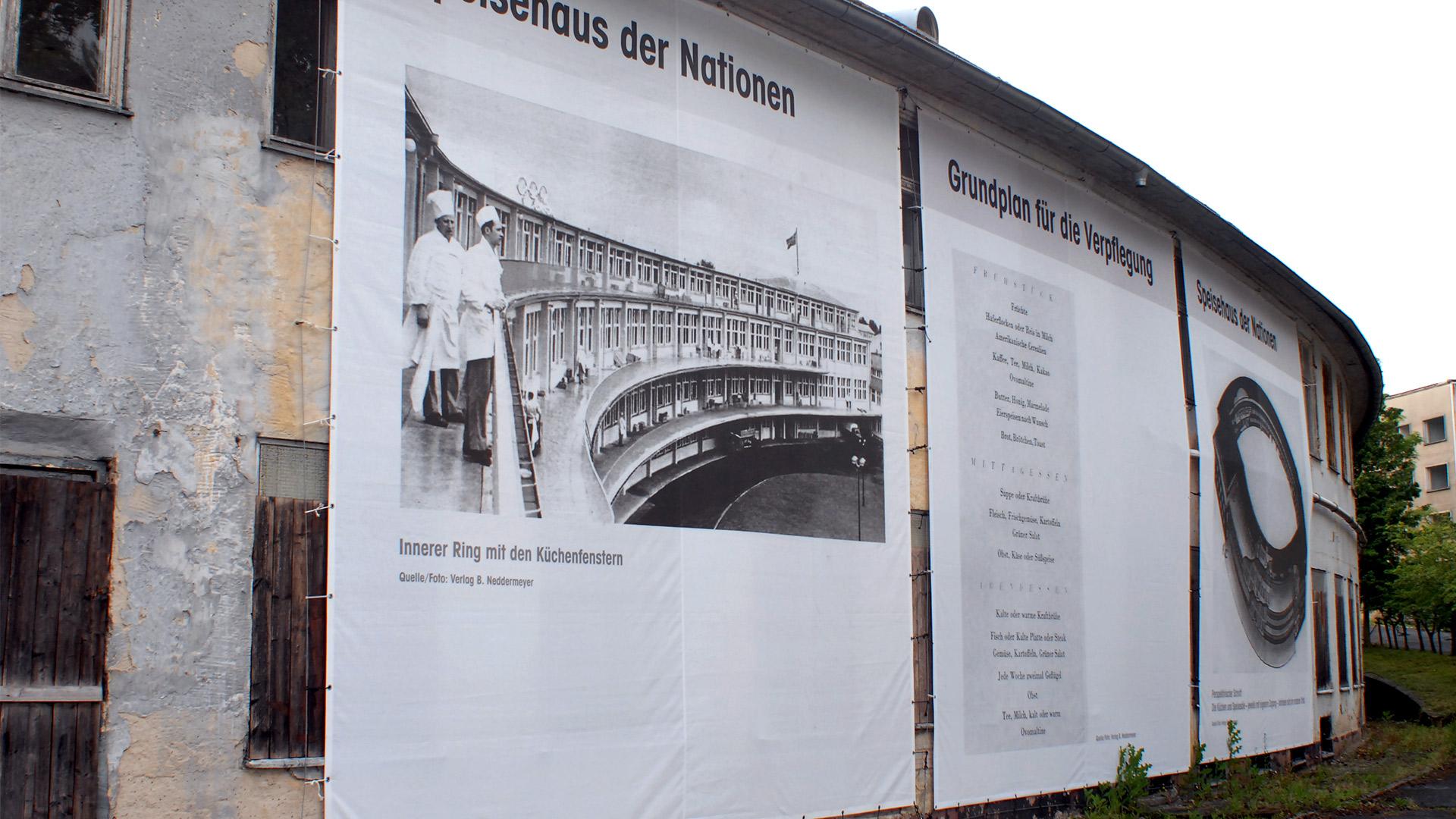 Olympia-Dorf-1936-Banner-Matti-Michalke-Berlin-Brandenburg-Aussenwerbung-Innenwerbung-Banner-Planen-Folien-Werbemittel-Druck-Print