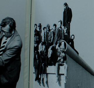 Auswärtiges Amt . Ausstellung 4+2 Verträge