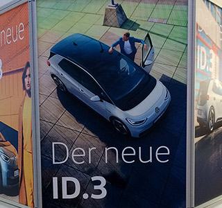 Auto ID3 Stele