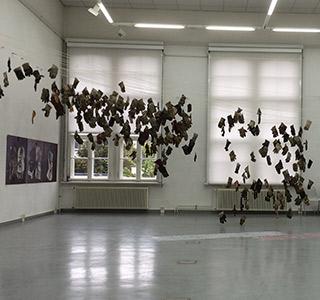 Ausstattung+  Produktion Ausstellung Galerie Alte Schule Berlin